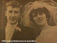 1967 James Robertson & Jean Muir