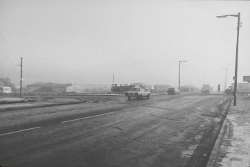1981 East end of Glasgow Road