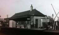 1954 High Blantyre Station