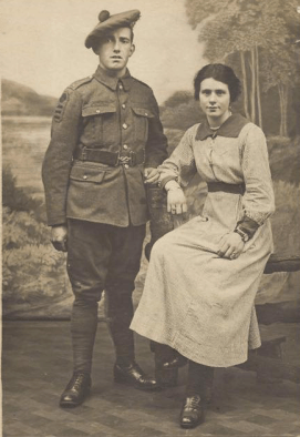 1915 William Wallace & Margaret Thomson