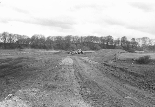 1979 Haughhead Bing flattened?