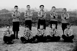 1910 Blantyre Football Team (PV)