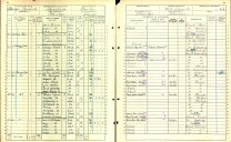 1911 census William Smith Blantyre