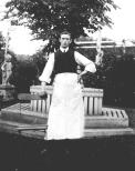 1915 Barman at Auchentibber