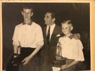 1962 Morris Buchanan 10 pin bowling champion (AS)
