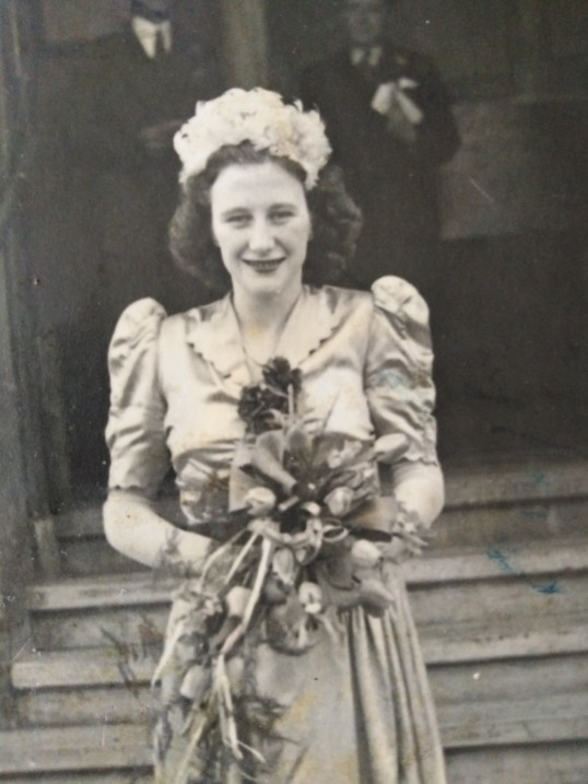 1950s Mary Mackie nee Pearson