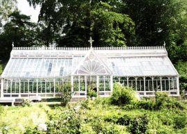 1970s Calderglen Glass House