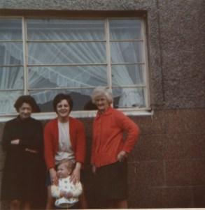 Nettie Brown Hilda Duffy
