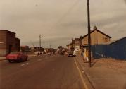 1980 Glasgow Road looking west