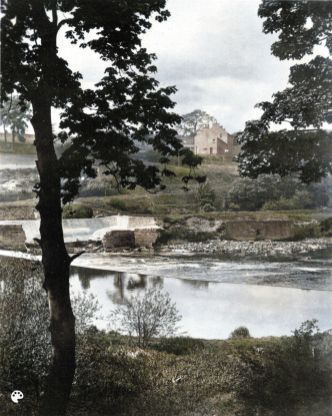from the Bothwell side-Colorized