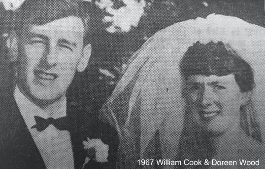1967 William Cook & Doreen Wood