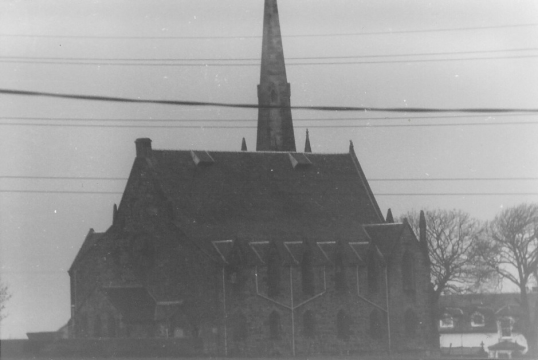 1975 Blantyre Old Parish Church