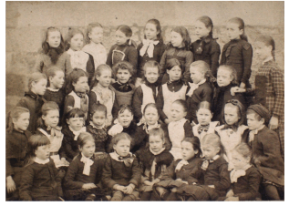 1883 Stonefield Parish School