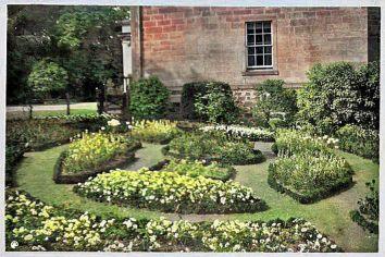 1940s Greenhall House Gardens