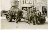 1923 Left Joseph Boyle age 19, David Lamond contractors