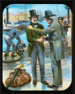 1838 David Livingstone and father Neil at Broomielaw