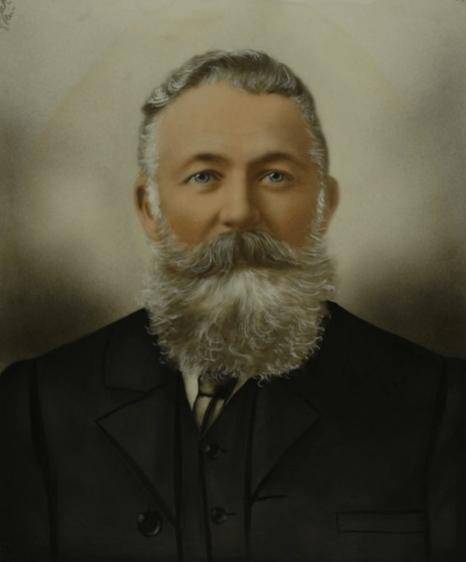 John Scott 1843 - 1921, son of Margaret Coats