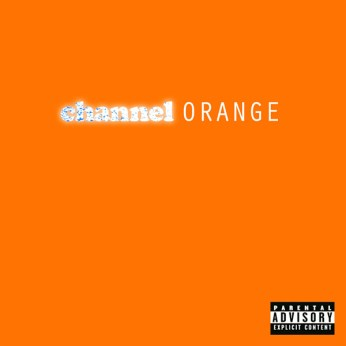 01) FRANK OCEAN | Channel Orange (Universal/Def Jam)