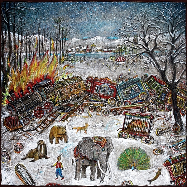 42) MEWITHOUTYOU | Ten Stories (Self-Released)