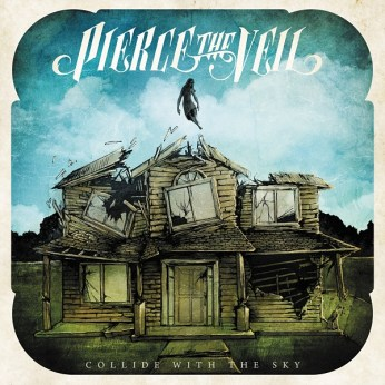 47) PIERCE THE VEIL | Collide With The Sky (Fearless)