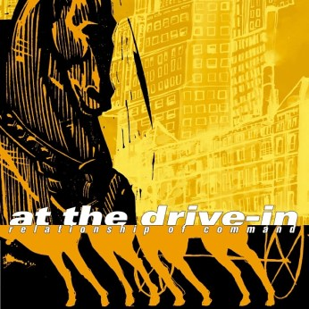 """AT THE DRIVE-IN :: Relationship Of Command 12"""""""