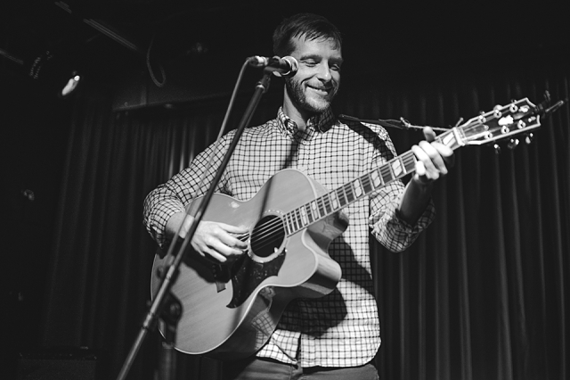Kevin Devine at The Drake Hotel