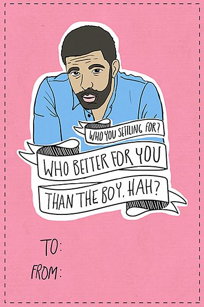 Drake - Card