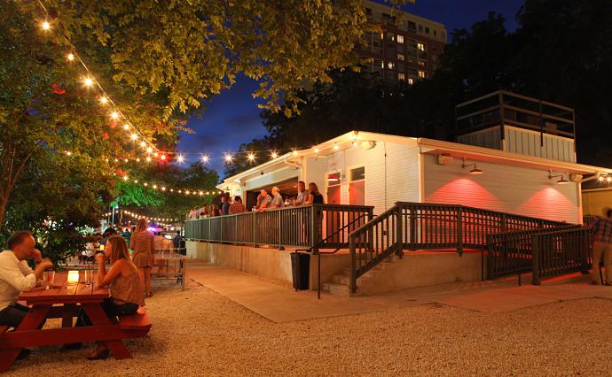 Half Step Bar Austin