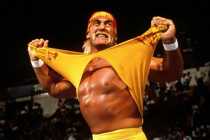 Bonnaroo - Hulk Hogan