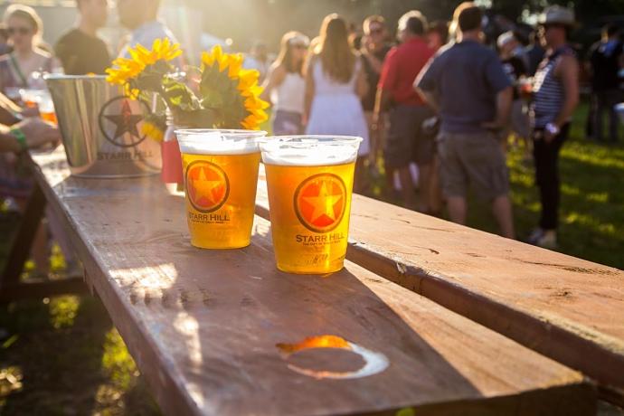 Bonnaroo - Star Hill Brewery