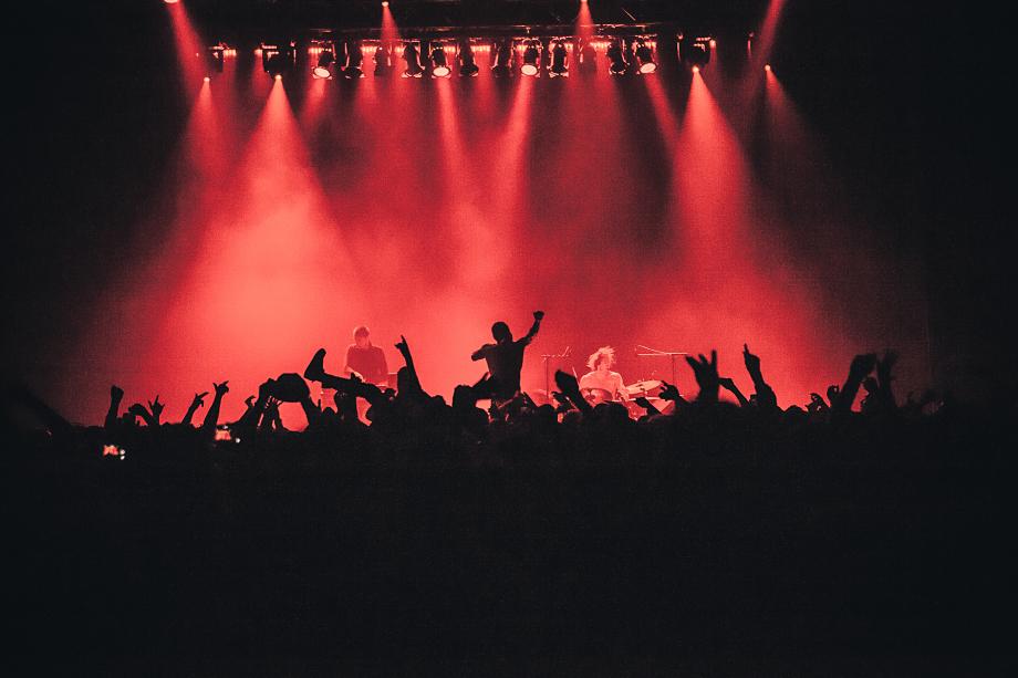 Death Grips - Danforth Music Hall