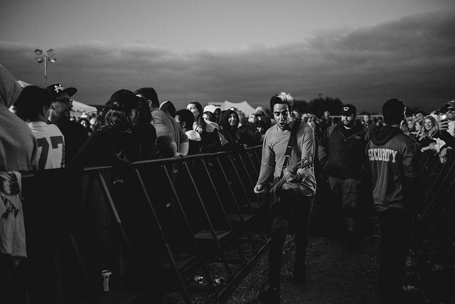 All Time Low - Riot Fest-2