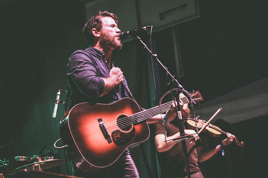 Chuck Ragan And The Camaraderie