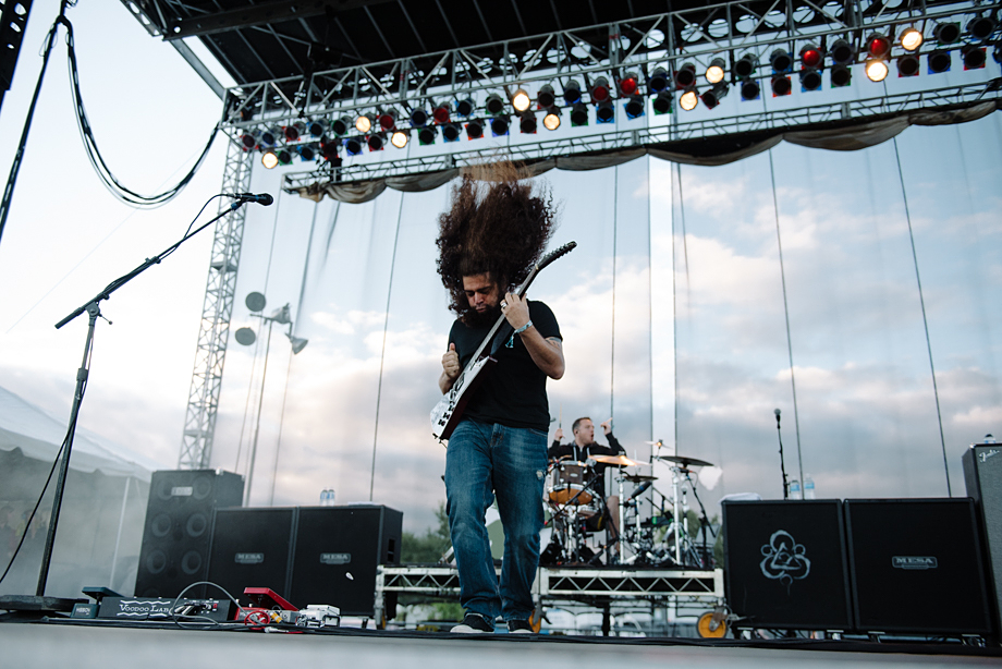 Coheed And Cambria - Riot Fest-3