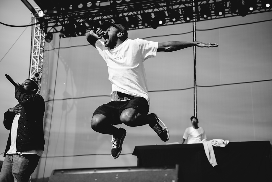 Tyler The Creator - Riot Fest-6
