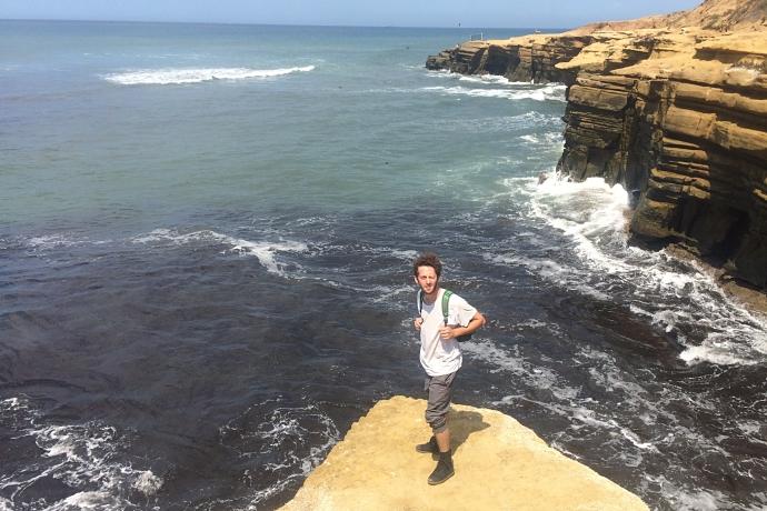 Diet Cig - San Diego Cliffs