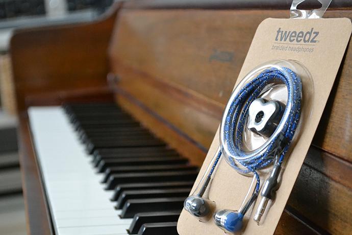 Tweedz Headphones