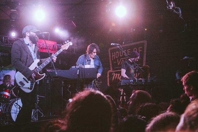 The Black Angels - House Of Vans Austin 2014