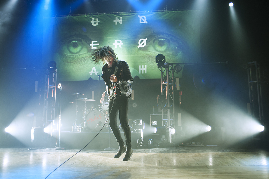 Underoath at Royal Oak Music Theatre