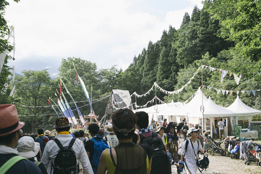 Fuji Rock 2016 - Friday-5