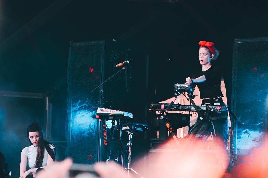 Grimes - Osheaga Festival-4
