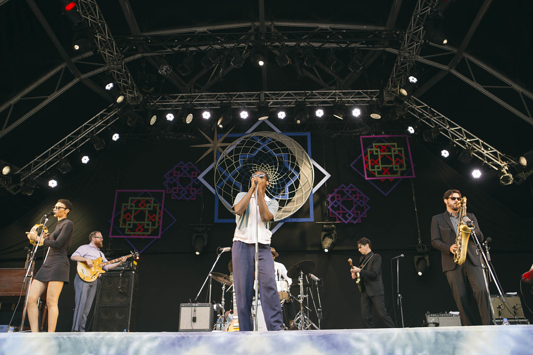 Leon Bridges - Fuji Rock-5