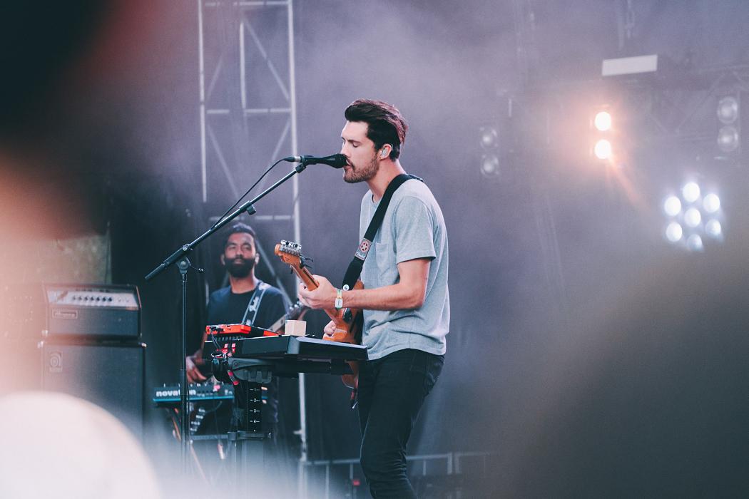 Oh Wonder - Osheaga Festival