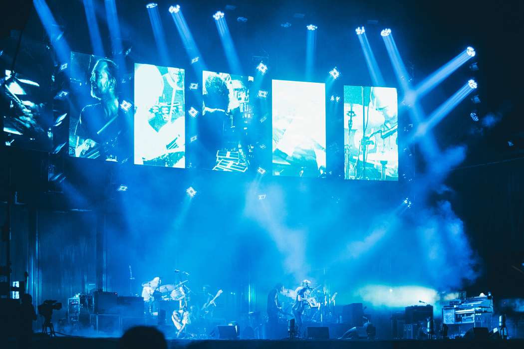 Radiohead - Osheaga Festival-2