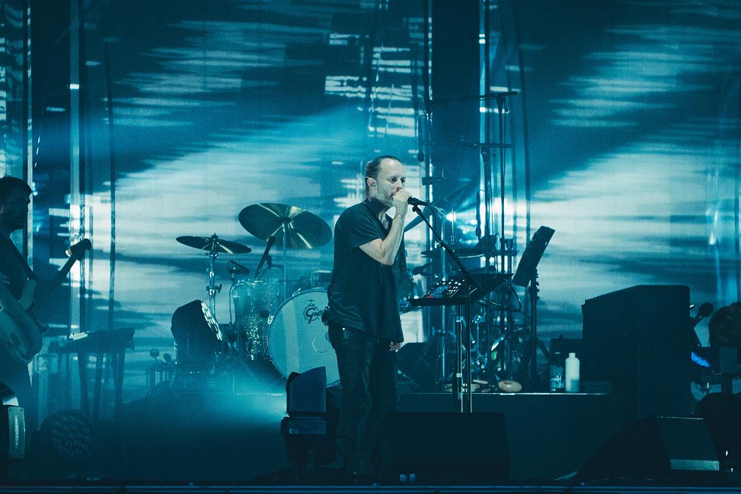 Radiohead - Osheaga Festival-3