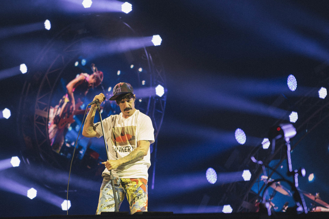 Red Hot Chili Peppers - Fuji Rock-9