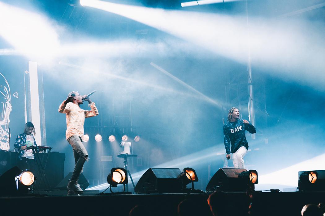 The Underachievers - Osheaga Festival-3