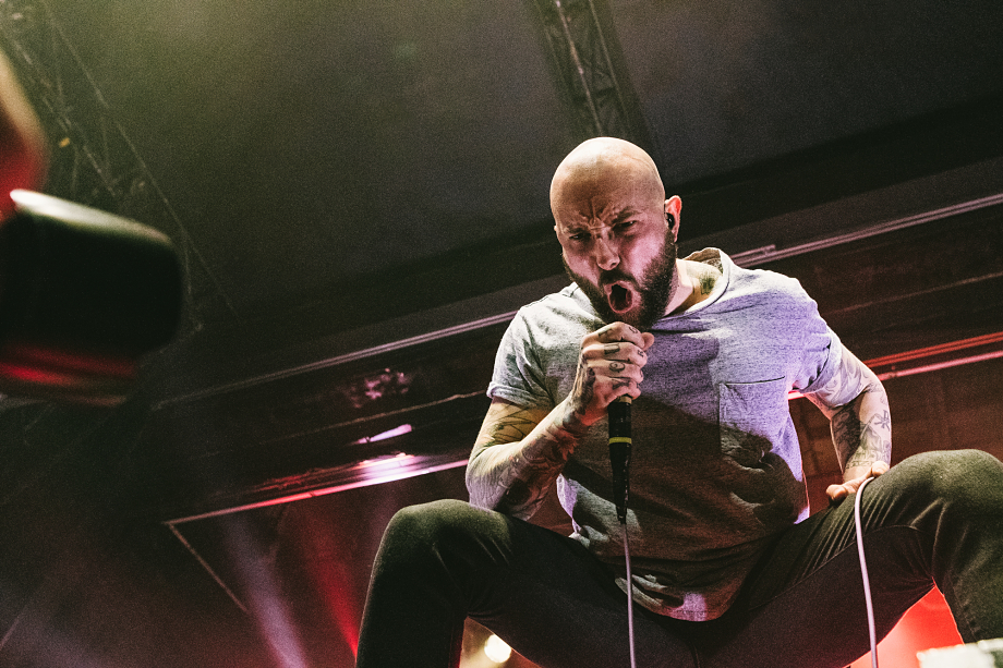 August Burns Red - The Phoenix-7