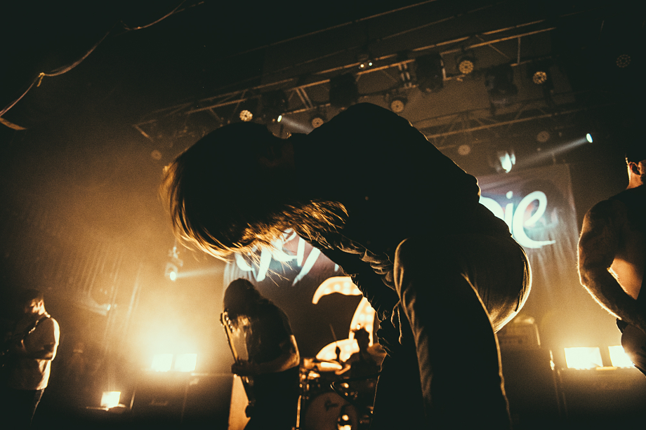 Every Time I Die - The Opera House-3