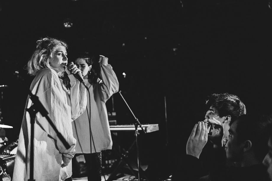 Overcoats - The Horseshoe Tavern-3